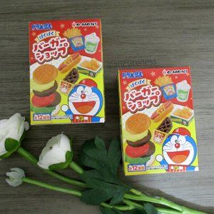 2 Doraemon ReMent Blind Box